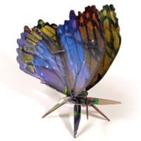 bouwset totem papillon