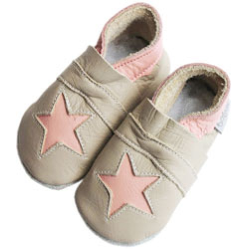 Bobux-babyslofjes in zacht leder-15 - 21 maanden-2823
