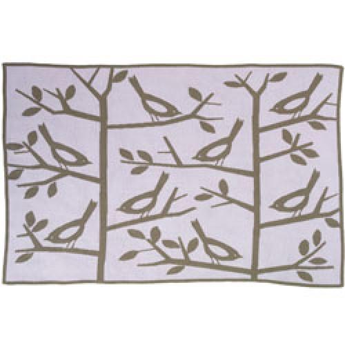 Dwell Studio-bamboe katoen dekentje-sparrow-1849