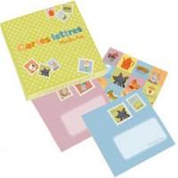 doosje met leuke briefkaarten
