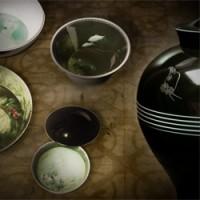 prachtige set bowls