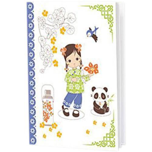 La Marelle Editions-groot notitieboekje la marelle-piou-2315