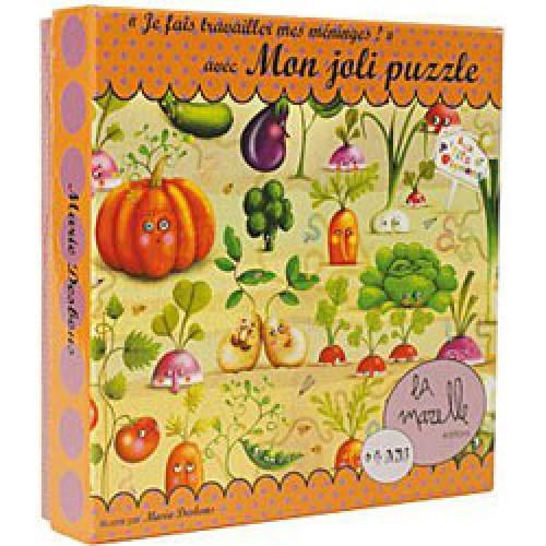 La Marelle Editions-puzzel Marie Desbons 54 stukken medium-marie desbons M-2889
