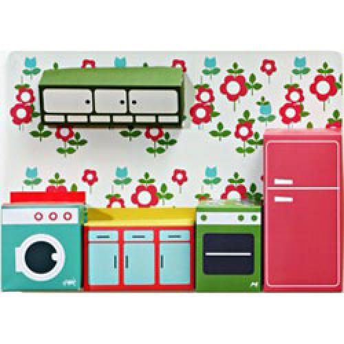 Zo de las cases originele dinette als decoratie keuken prod2992 nl - Keuken decoratie model ...
