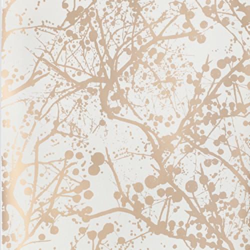 Ferm Living-stijlvol deens behangpapier-wilderness gold-3071