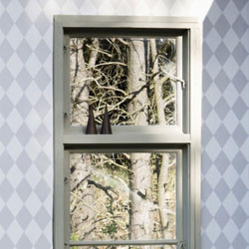 Ferm Living-stijlvol deens behangpapier-harlequin grijs-3288