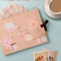 kleine sticker tea time