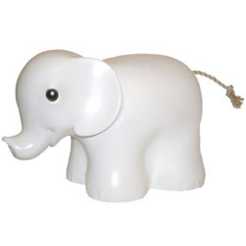 Heico-figuurlamp olifantje-olifant wit-383