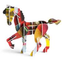 bouwset totem paard