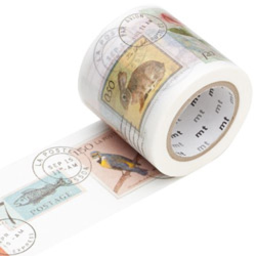 Mark's-japanse washi tape stamps-stamp-4119