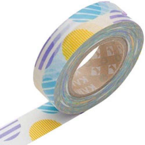 Mark's-japanse washi tape-arch purple-4136