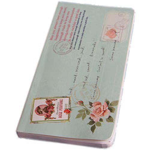 Diverse-UITVERKOCHT mooi notitieboekje met weekplanner-rose perfume-4189