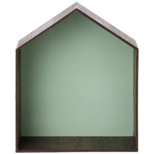 houten studio kastje-studio 2 groen-4259