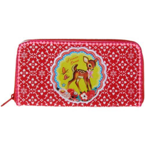 9985b7e552b NIET MEER LEVERBAAR Wu and Wu-hippe retro portemonnee cotton candy-grote  portemonnee-4762