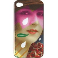originele iPhone 4 cover retro pop