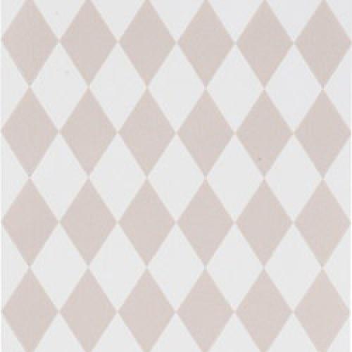 Ferm Living-stijlvol deens behangpapier-harlequin roze-4894
