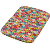 kleurrijke iPad hoes