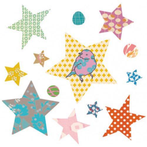 Mim'ilou-hippe strijk applicatie sterren-etoiles-4969