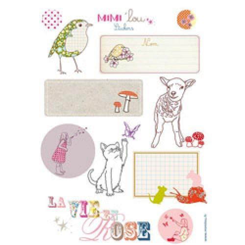 Mim'ilou-prachtige etiketten mouton-schaap-4978