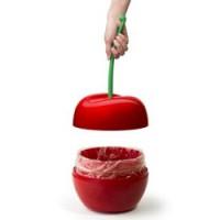 cherry afvalbakje