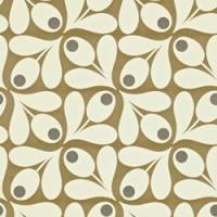 orla kiely behang acorn spot