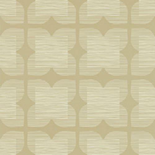 orla kiely behang flower tile-flower tile stone-5382