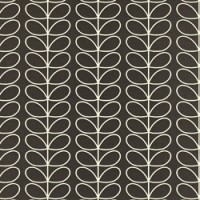 orla kiely behang linear stem