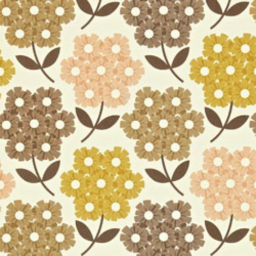 Orla Kiely-orla kiely behang rhodedendron-rhodedendron tea rose-5402
