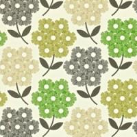 orla kiely behang rhodedendron