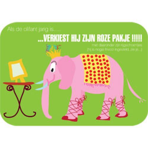 Mum Moves Cards Kleurrijke Postkaart Mum Loves Cards Verjaardag