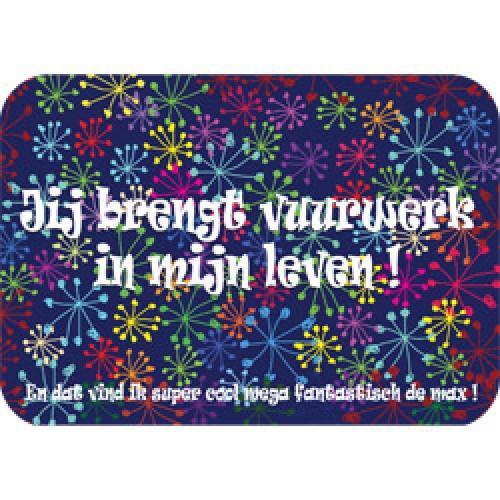 Mum Moves Cards-kleurrijke postkaart mum loves cards-vuurwerk-5444