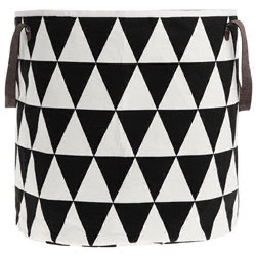 Ferm Living-ronde opbergmand triangle-triangle-5472