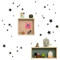 muursticker mini sterren
