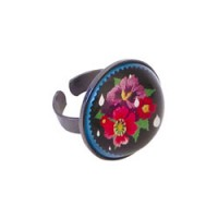 ronde ring bubble collectie