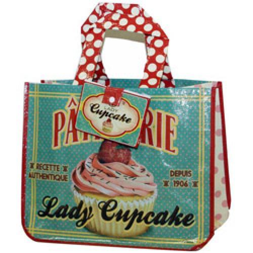 Natives-retro boodschappentas met portemonnee-lady cupcake-5889