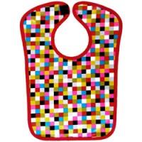 kleurrijke gecoate slab pixels