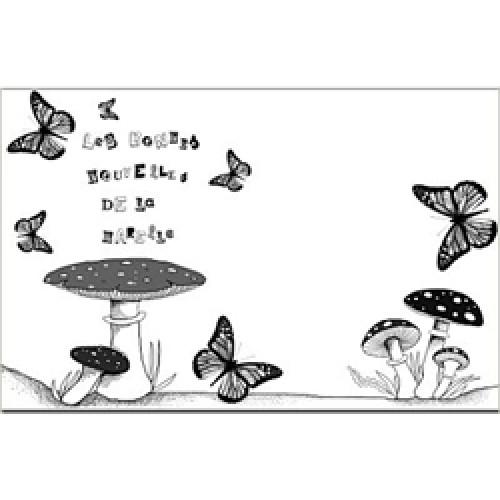La Marelle Editions-enveloppe voor kleine wenskaart-enveloppe kleine wenskaart-6370