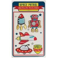 space patrol strijkfiguren