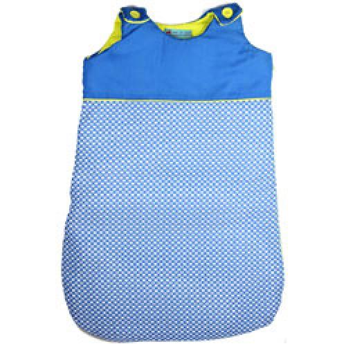 Froy en Dind-kleurrijke slaapzak 0-6 maanden-R4 cirkels blauw-6979