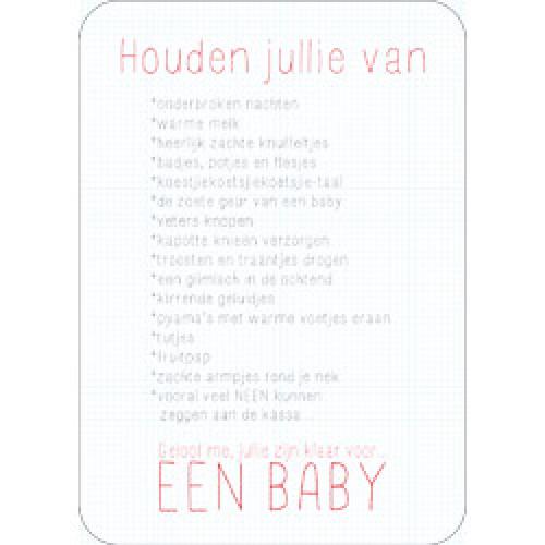 Mum Moves Cards-kleurrijke postkaart mum loves cards-klaar voor een baby-7126