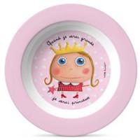 prinsessen bowl in melamine