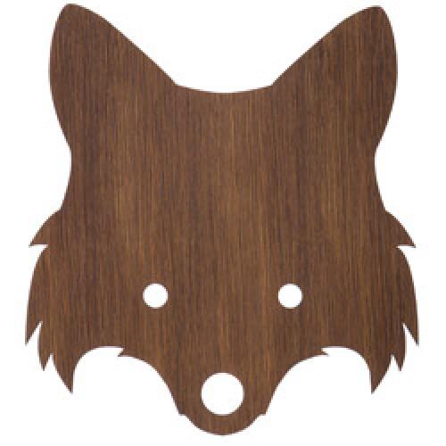Ferm Living-houten wandverlichting fox-vos-7492