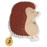 honey hedgehog kussen
