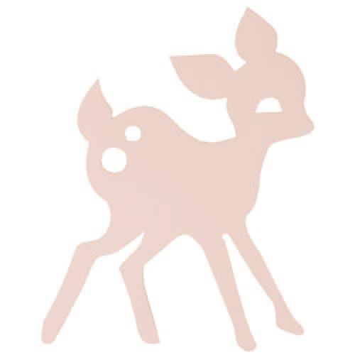 Ferm Living-houten wandverlichting my deer-hertje rose-7674