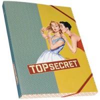 handige opbergmap top secret