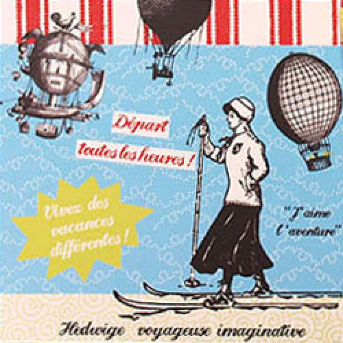 La Marelle Editions-postkaart la marelle-hedwige-7883
