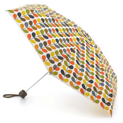 Orla Kiely-prachtige opvouwbare paraplu orla kiely-multi stem-7989