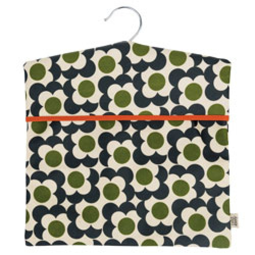 Orla Kiely-handig zakje voor wasknijpers-flower tile-8592