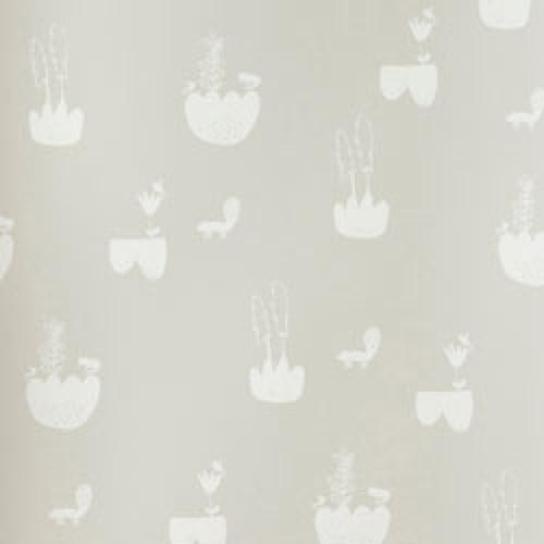 Ferm Living-deens behangpapier landschap-landscape grey-8624