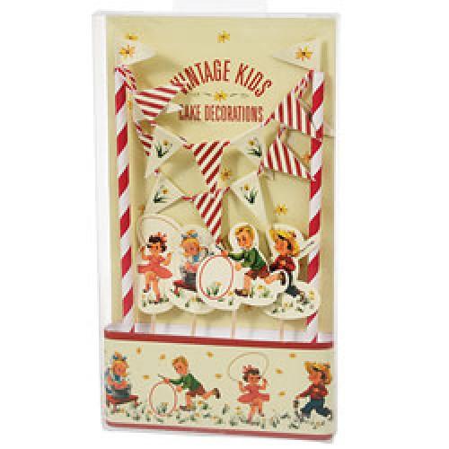 Rex-vintage kids taart decoratie-vintage kids-8716